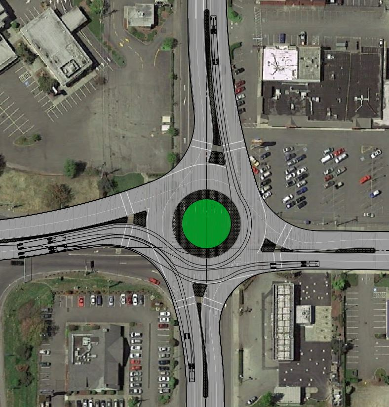 Roundabout, MacKay Sposito