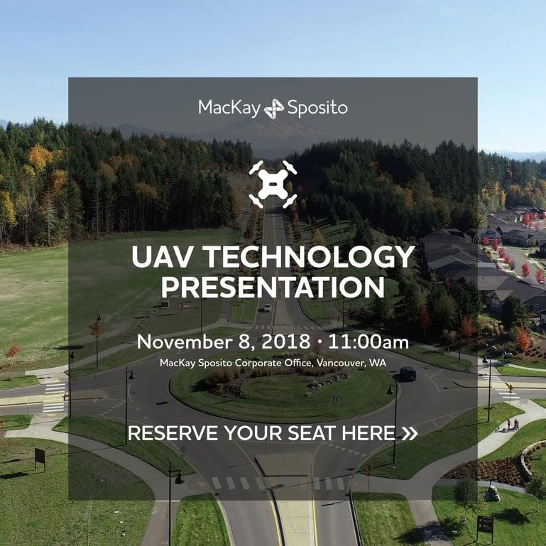UAV event post 11-8-18