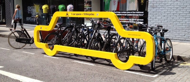 bike car parking