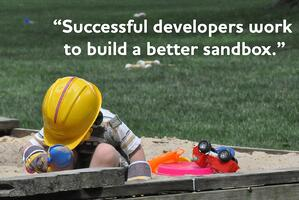 Successful Developers Quote